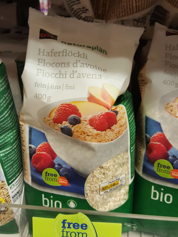 Naturaplan Bio Floc Davoine Sa.gluten 1x40