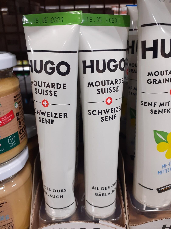 Hugo Suisse Moutarde a l'Ail des Ours 1pce