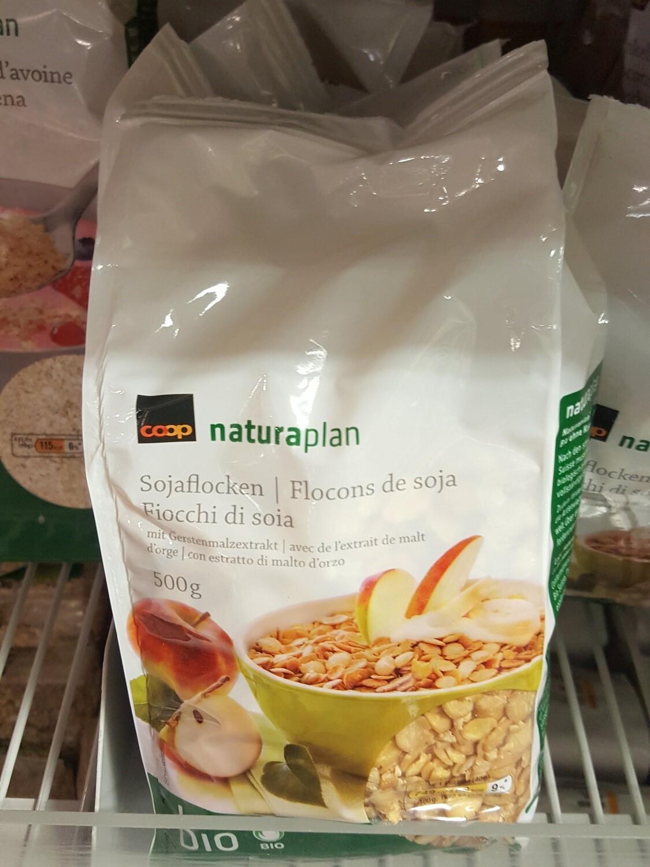 Naturaplan Bio Flocons de Soja 1x500g