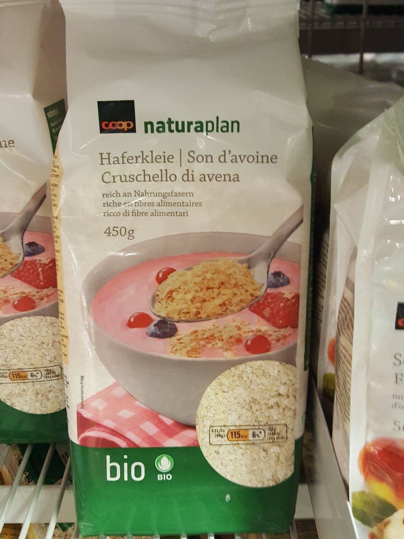 Naturaplan Bio Son D`avoine 1x450g