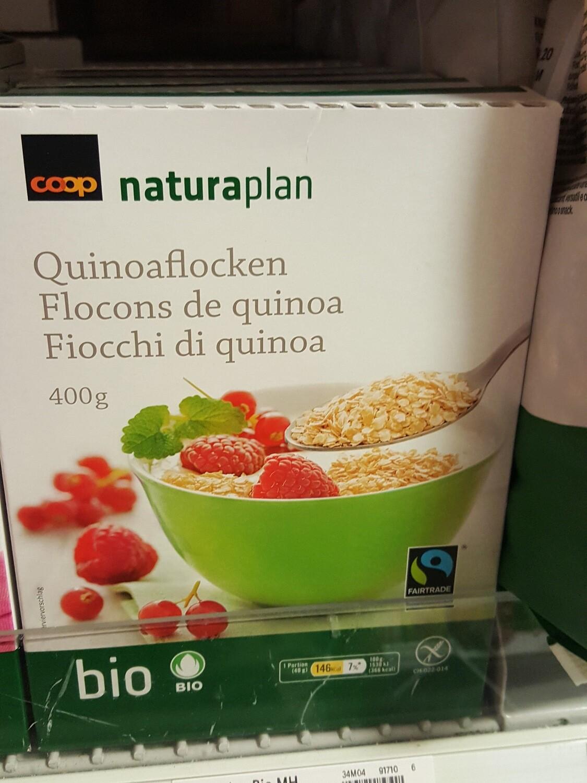 Naturaplan Bio MH Flocons quinoa 1x400g