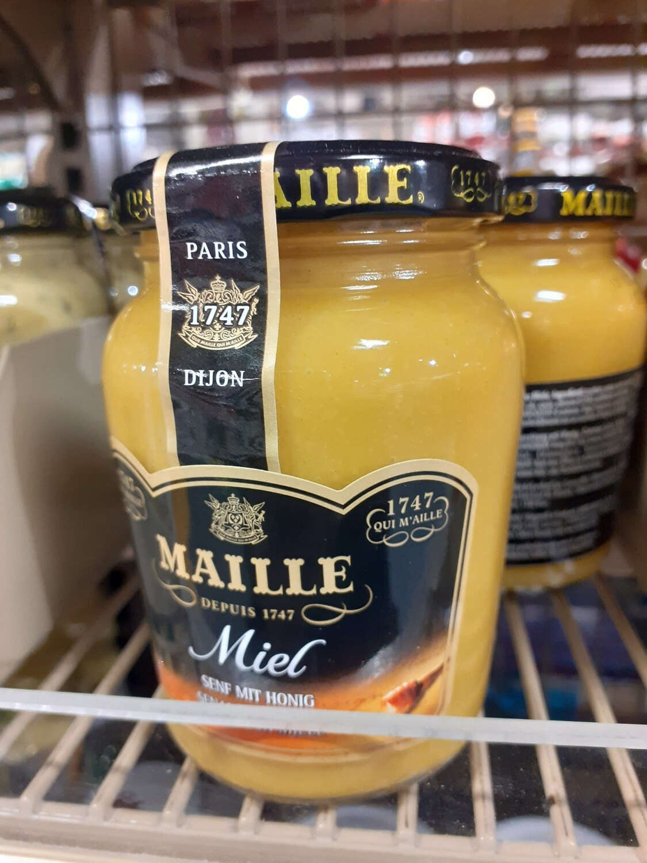 Maille Moutarde au miel 1x200ml