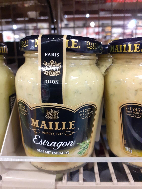 Maille Moutarde A l'estragon 1x200ml
