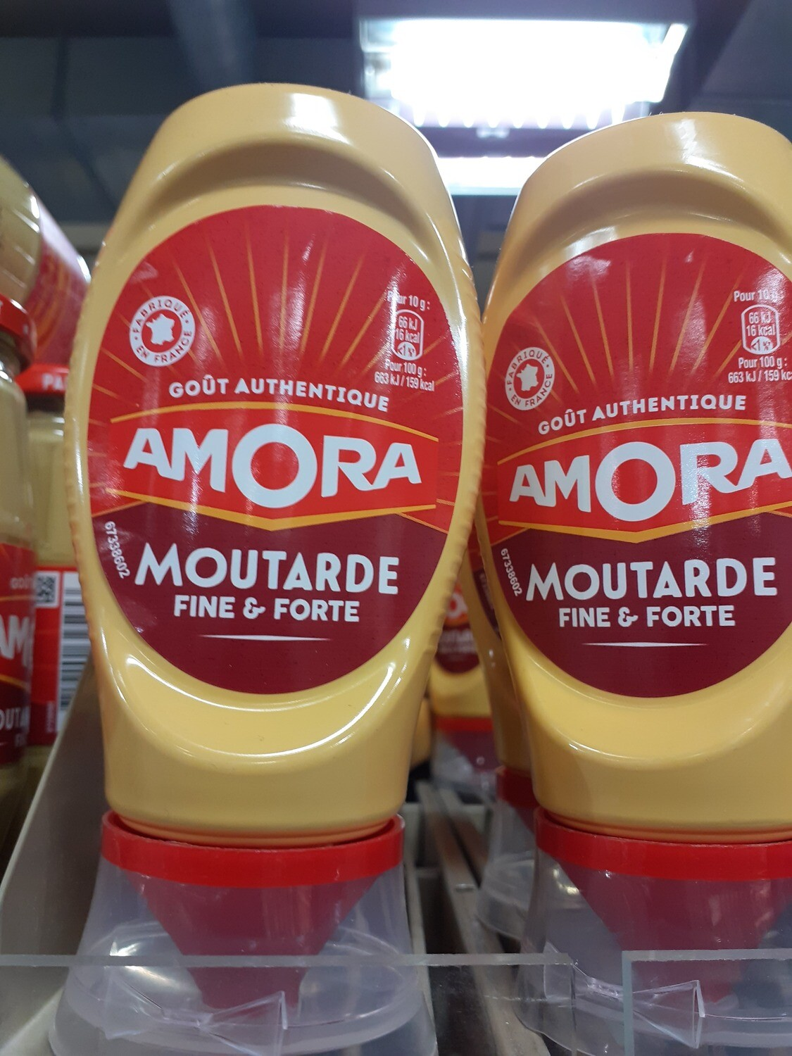 Amora Moutarde 1x265g