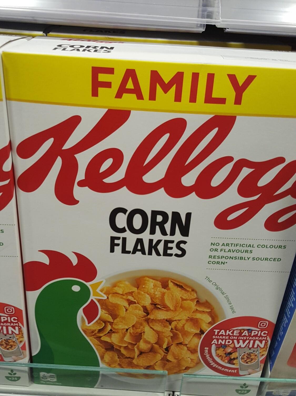 Kelloyy`s Cornflakes 1x750g