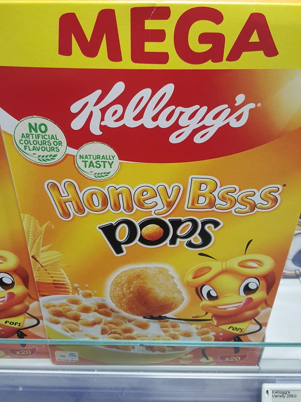 Kelloyy`s Honey Bsss Pops 1x600g