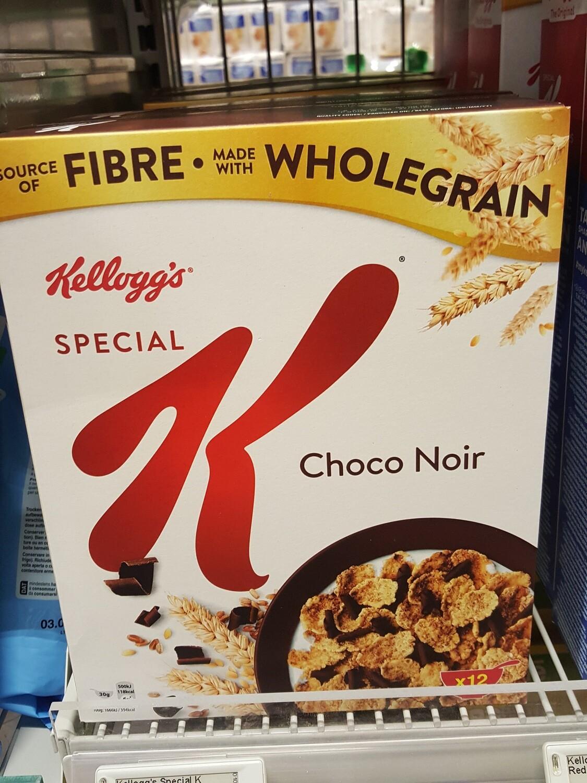 Kellogg`s Special K Chocolat 1x375g