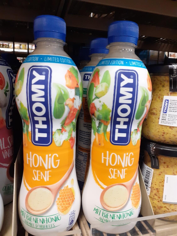 Thomy Dressing Honig-senf Lim.Ed 1x450ml