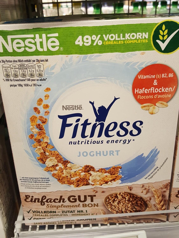 Nestlé Fitness Joghurt 1x350g