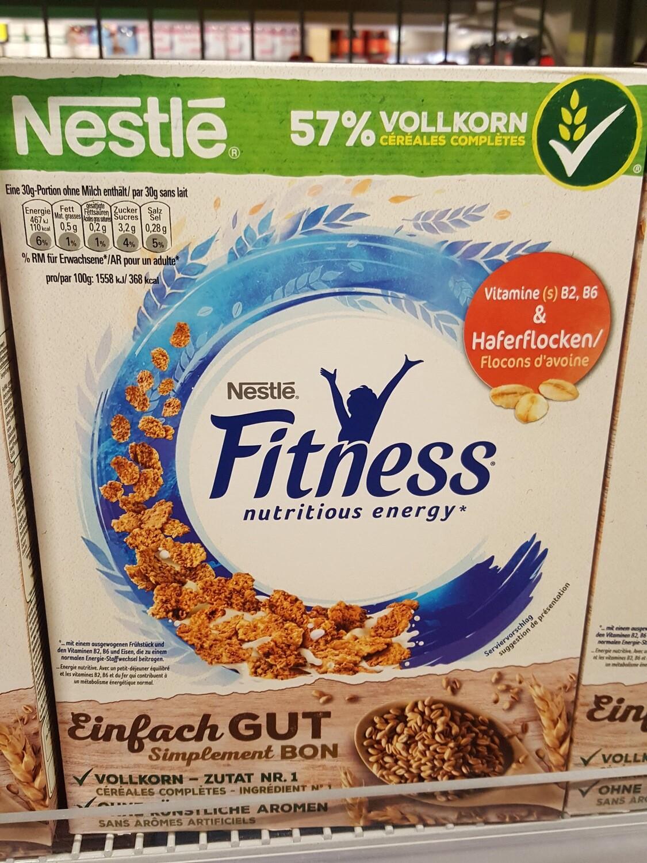 Nestlé Fitness 1x375g