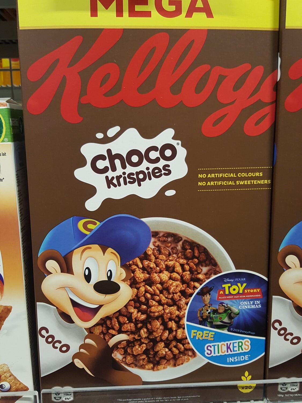 Kellogg`s Choco Krispies 1x600g