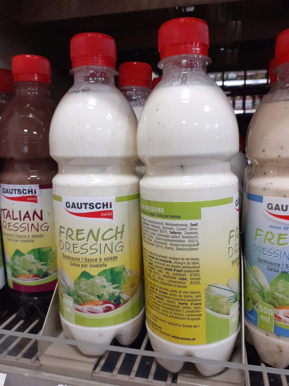 Gautschi French Dressing Gourmet 1x500ml