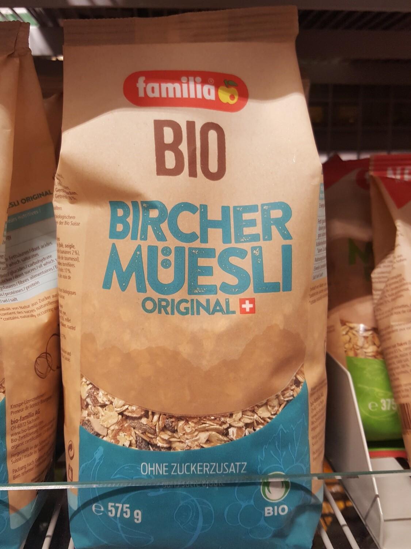Familia Bio Birchermüesli 1x575g