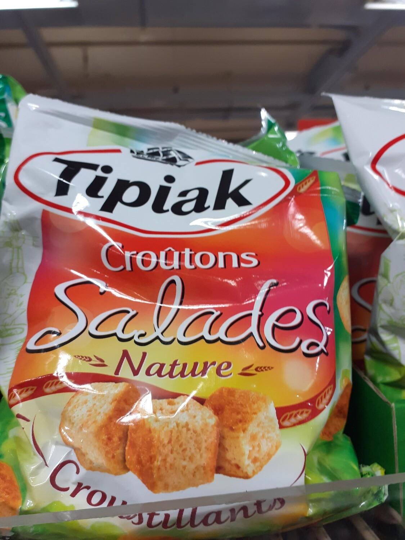 Tipiak Croutons salade nature 1x50g