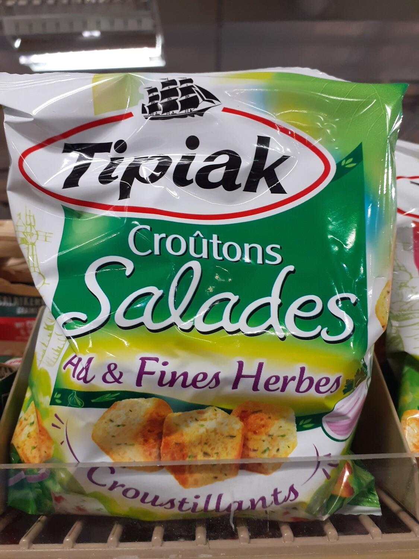 Tipiak Croutons ail et fine herbes 1x50g