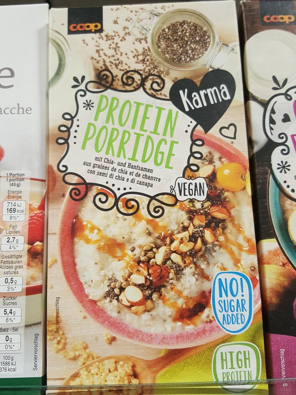 Karma Protéine Porridge 1x400g