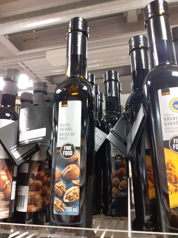 Fine Food huile de noix 1x250ml