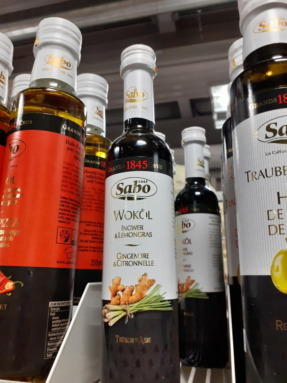 Sabo Huil. de gengembre-citronnelle 1x100ml