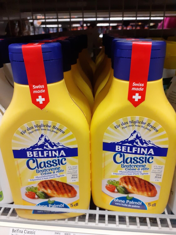 Belfina Classic creme vegetale 1x5DL