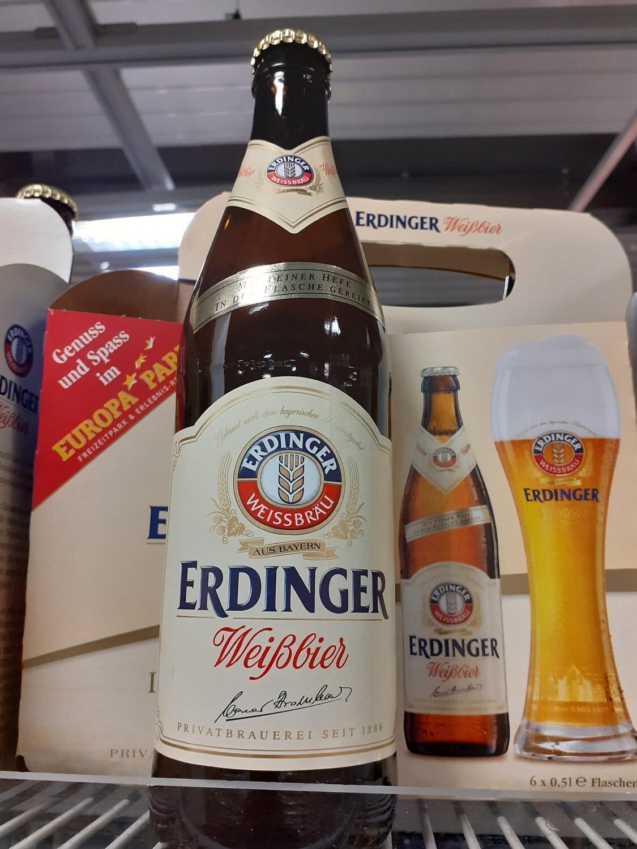 Erdinger Bière de Froment 1x50cl