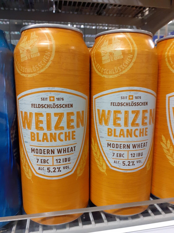 Feldschl Bière Weizen Can 1x50cl