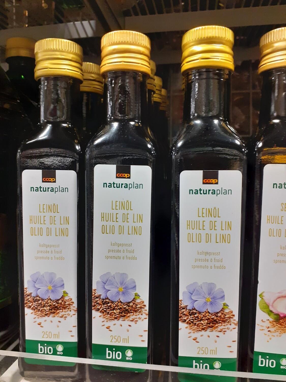Bio huile de Lin 1x250ml