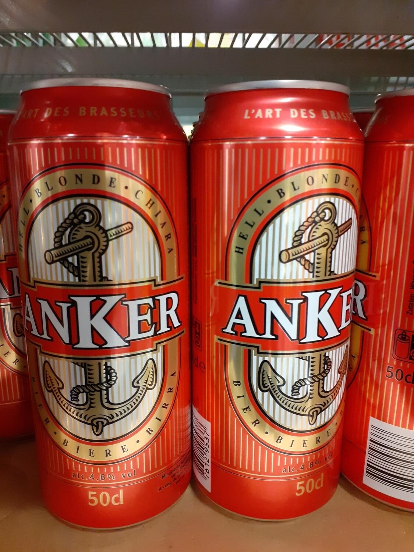 Anker Bière Normale Canette 1x50cl