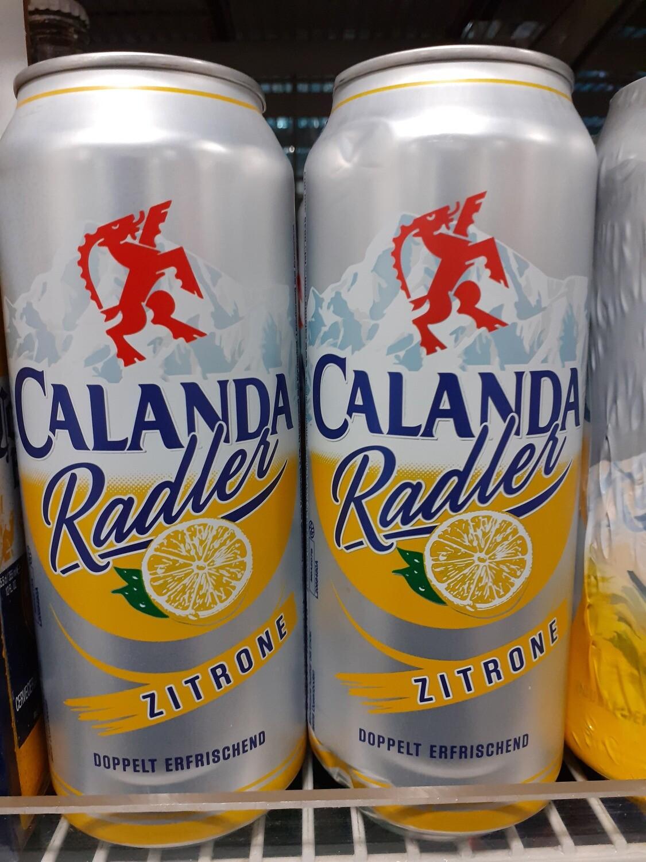 Calanda Bière Radler Canette 1x50cl