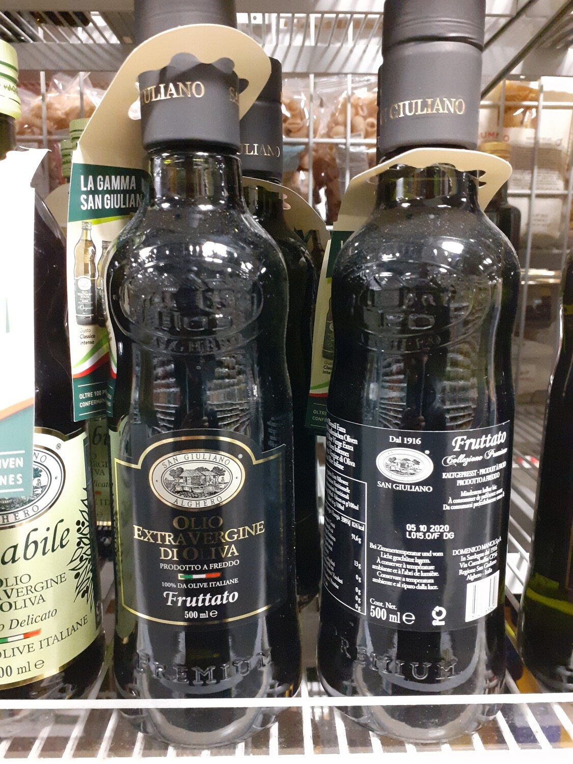 San Guiliano Huile d'olive Fruitato 1x50cl