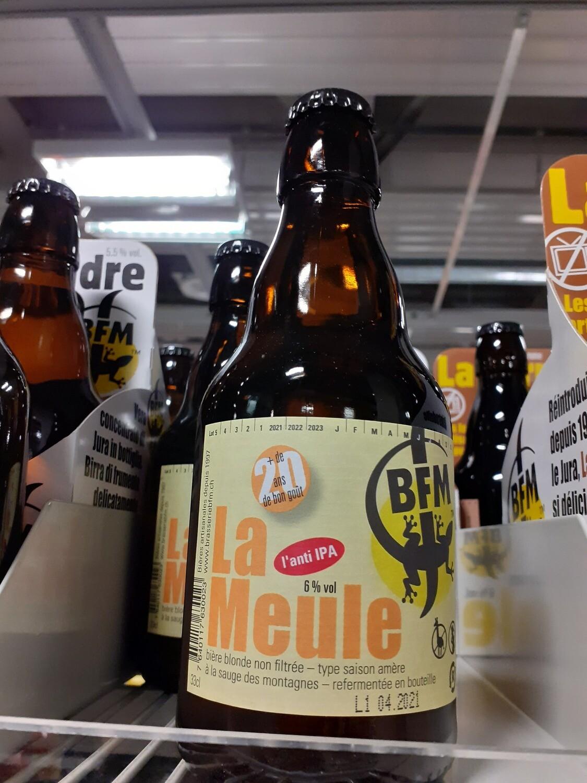 BFM La Meule Bière à La Sauge 1x33cl