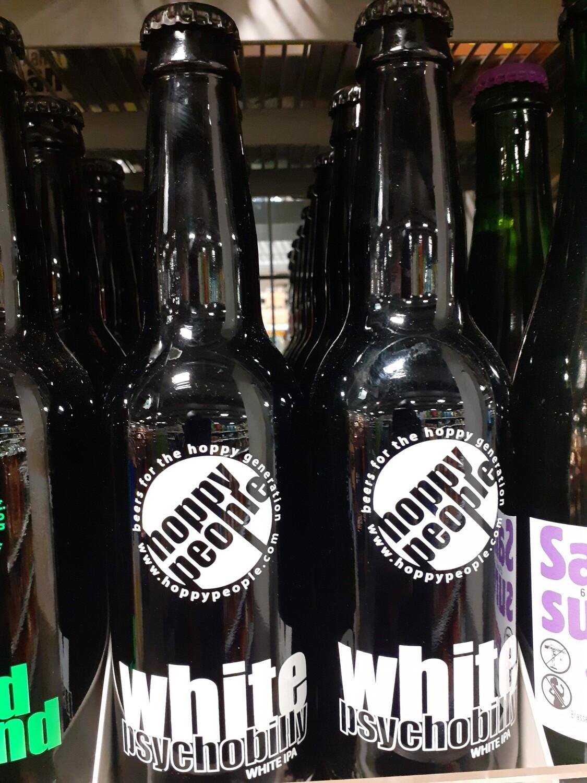 Hoppy People Psycho Billy White bière 1x33cl