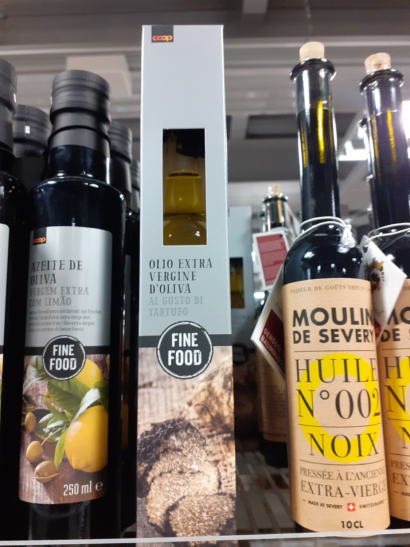 Fine Food Olio olivia/gusto tartufo 1x100ml