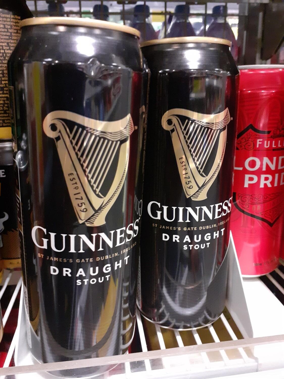 Guinness Bière Canette 1x50cl