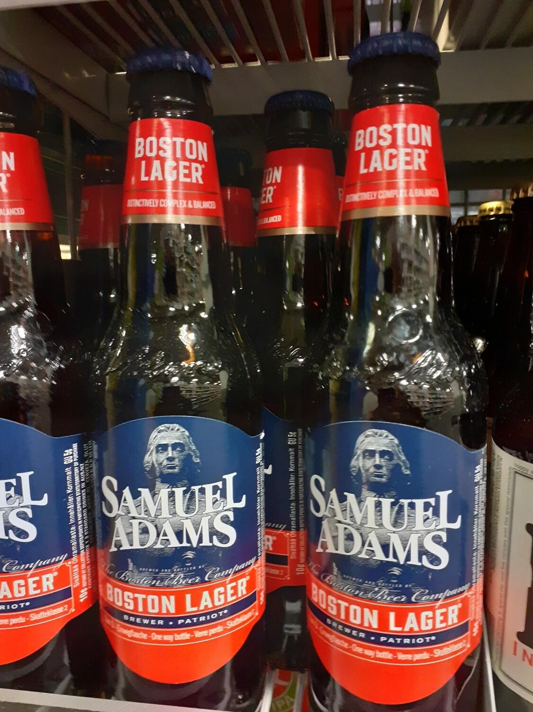 Samuel Adams Boston Bière Normale 1x 35.5cl