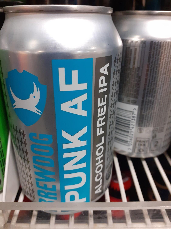 Brewdog Bière Punk Sans Alcool Can 1x33cl