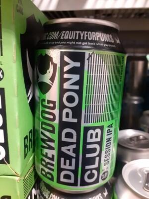 Brewdog Dead Pony Club Bière Can 1x33cl