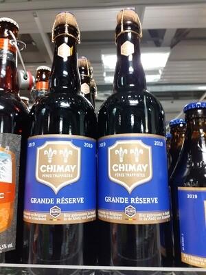 Chimay Grande Réserve Bière 1x75cl