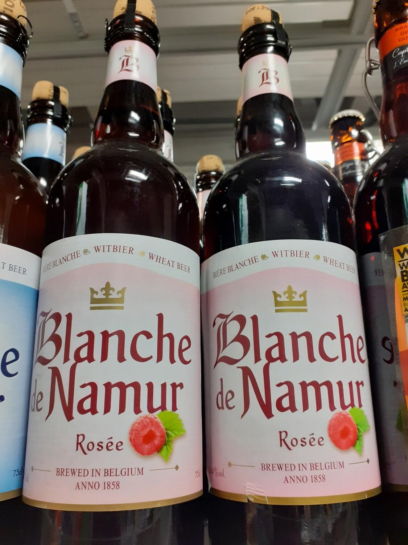 Blanche de Namur Bière Rosée 1x75cl