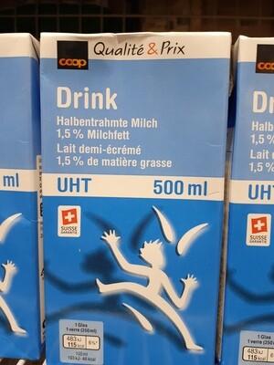 Coop Lait Drink UHT 1x500ml