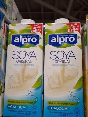 Alpro Soya Original Drink Calcium 1L