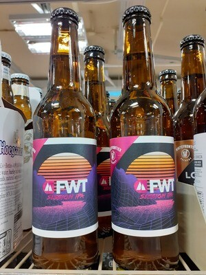 Whitefrontier FWT Session IPA 1x33cl