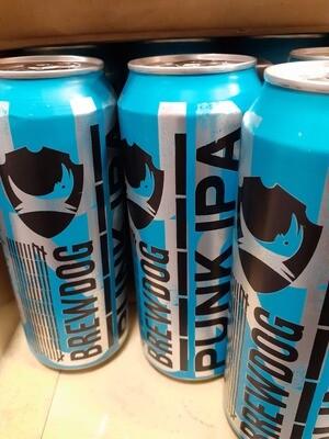 Brewdog Punk IPA Bière Can 1x50cl
