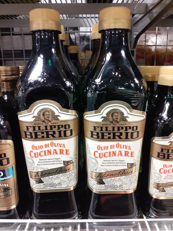 F. Berio huile olive cucinare 1x1L