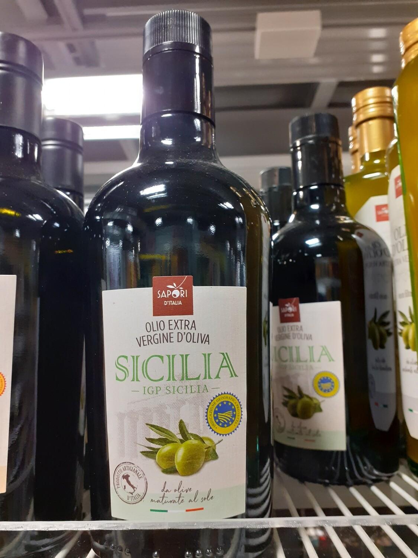 Sapori d'Italia huile olive Sicilia 1x500ml