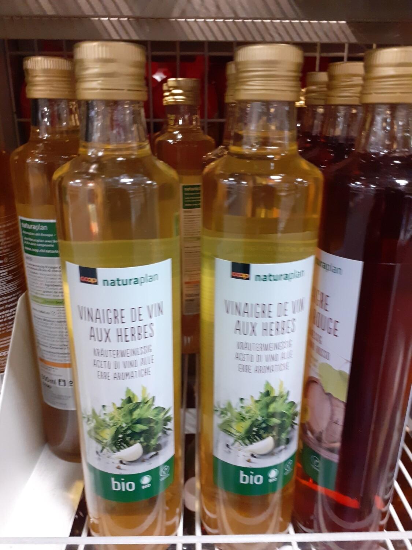 Bio vinaigre de vin aux herbes 1x5DL