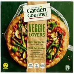 Garden Gourmet Pizza Veggie Lovers 380g