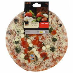 Betty Bossi Pizza aux tomates & pesto 420g