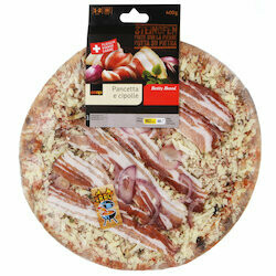 Betty Bossi Pizza pancetta avec oignons 400g