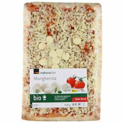 Naturaplan Bio Betty Bossi Pizza margherita 500g