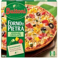 Buitoni Pizza végétarienne La Fina surgelée 1x380g